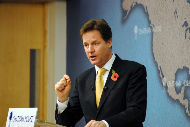 The Momentum is Still with Clegg